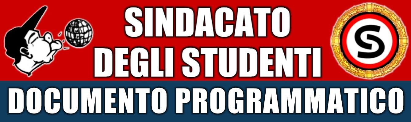 Il Programma del Sindacato degli Studenti